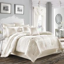 Mackay White Comforter Set - 846339065422