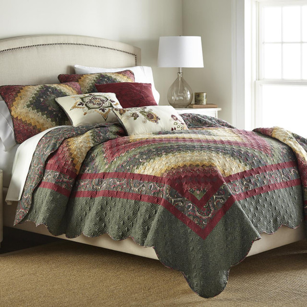 Spice Postage Stamp MF Quilt Collection -