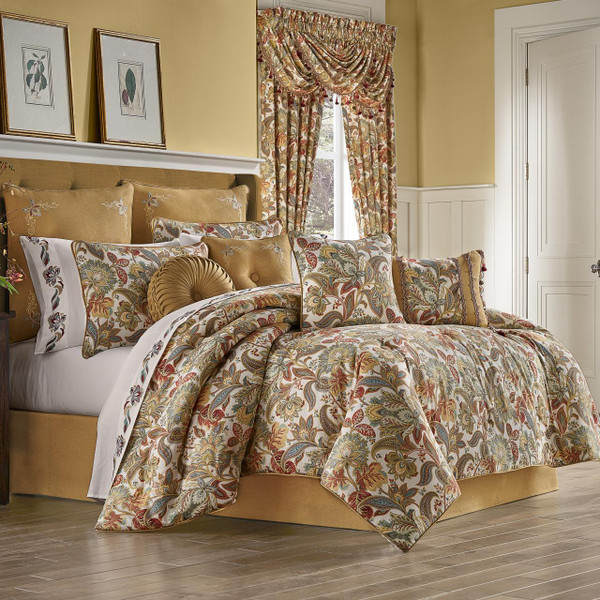 August Comforter Collection -