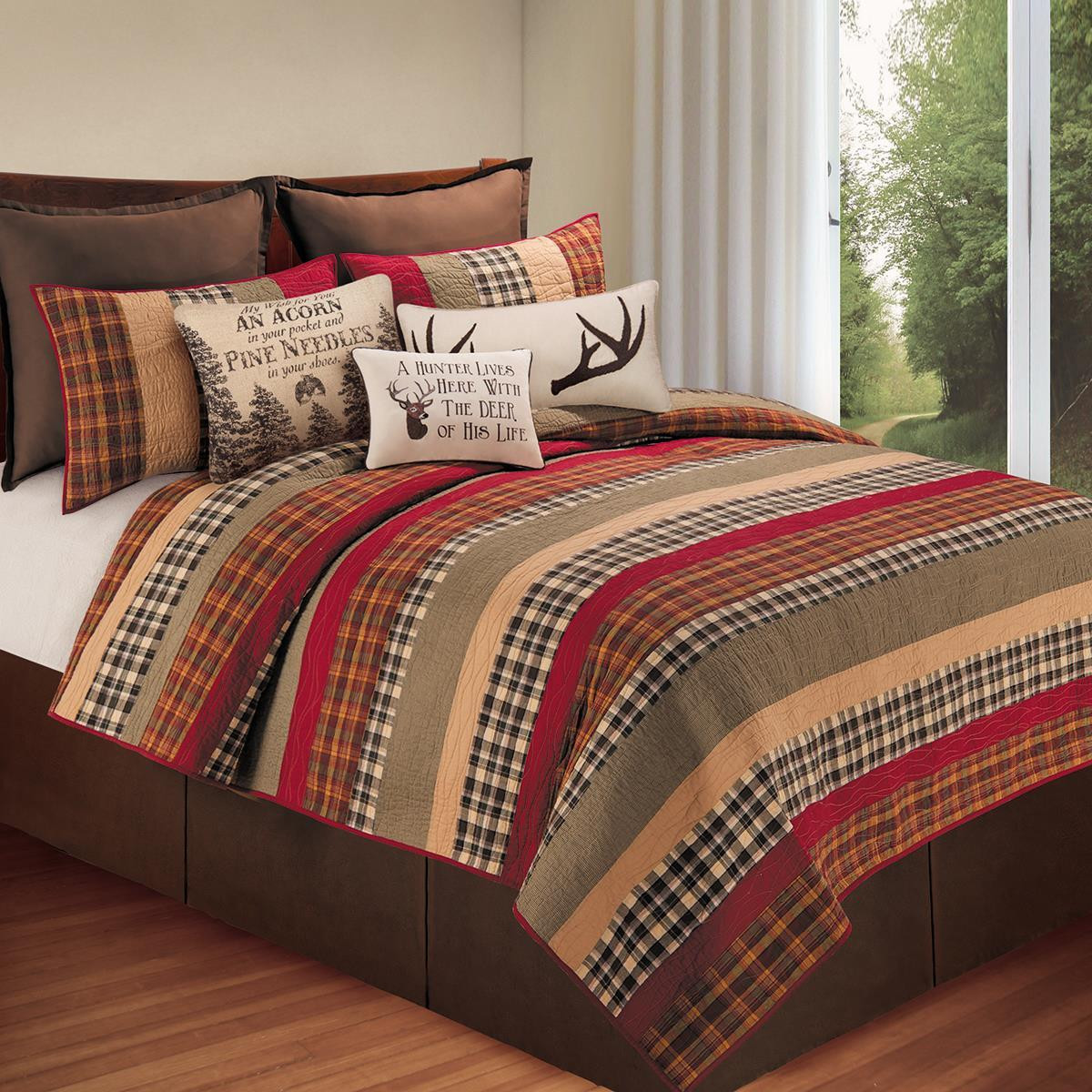C F Hillside Haven Quilt Quilt Collection Paul S Home Fashions