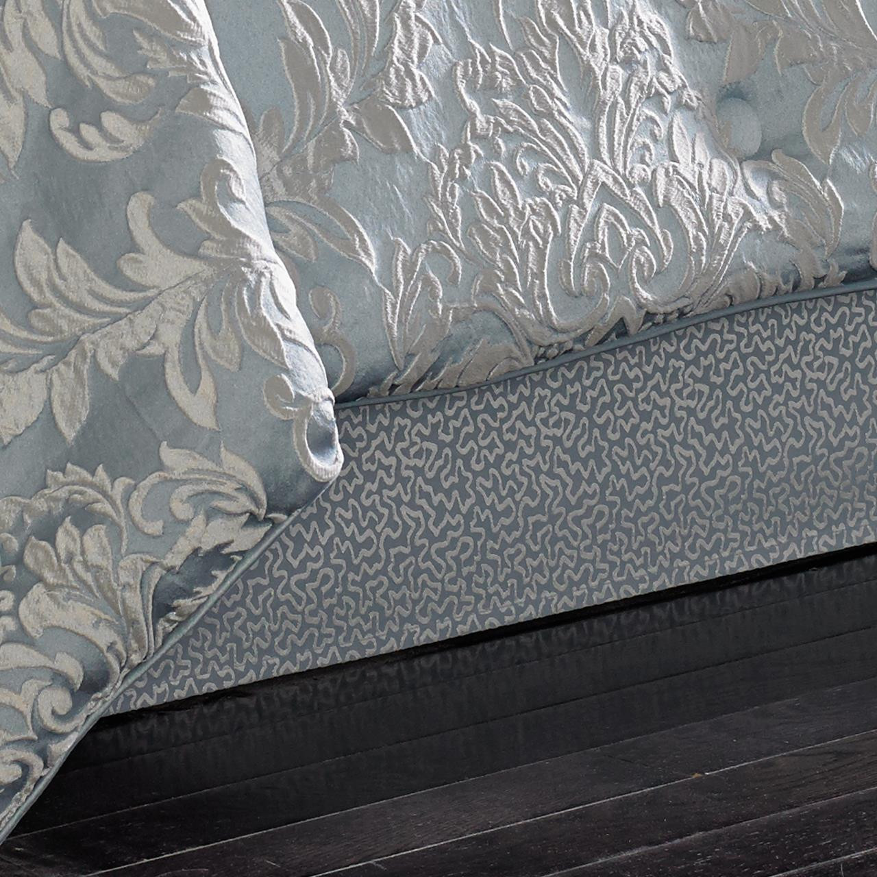 Faith French Blue Comforter Collection -