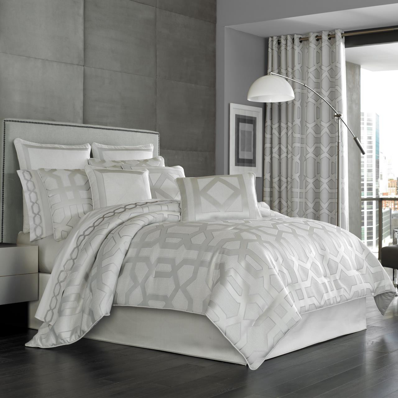 Kennedy Sterling Comforter Collection -