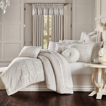 Lauralynn Beige Comforter Collection -