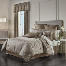 Cracked Ice Comforter Collection -