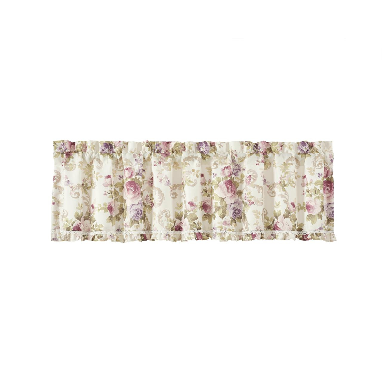 Chambord Lavender Straight Valance - 193842102374