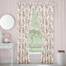 Rosemary Rose Curtain Pair - 193842102534