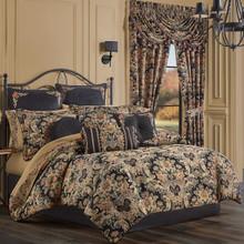 Toscano Black Bedding Collection -