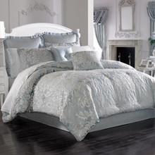 Faith French Blue Comforter Set - 846339065170