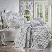 Estelle Blue Quilt Set - 193842102688
