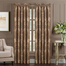 Luciana Beige Curtain Pair - 193842103647