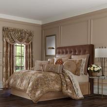 Luciana Beige Comforter Set - 193842103678