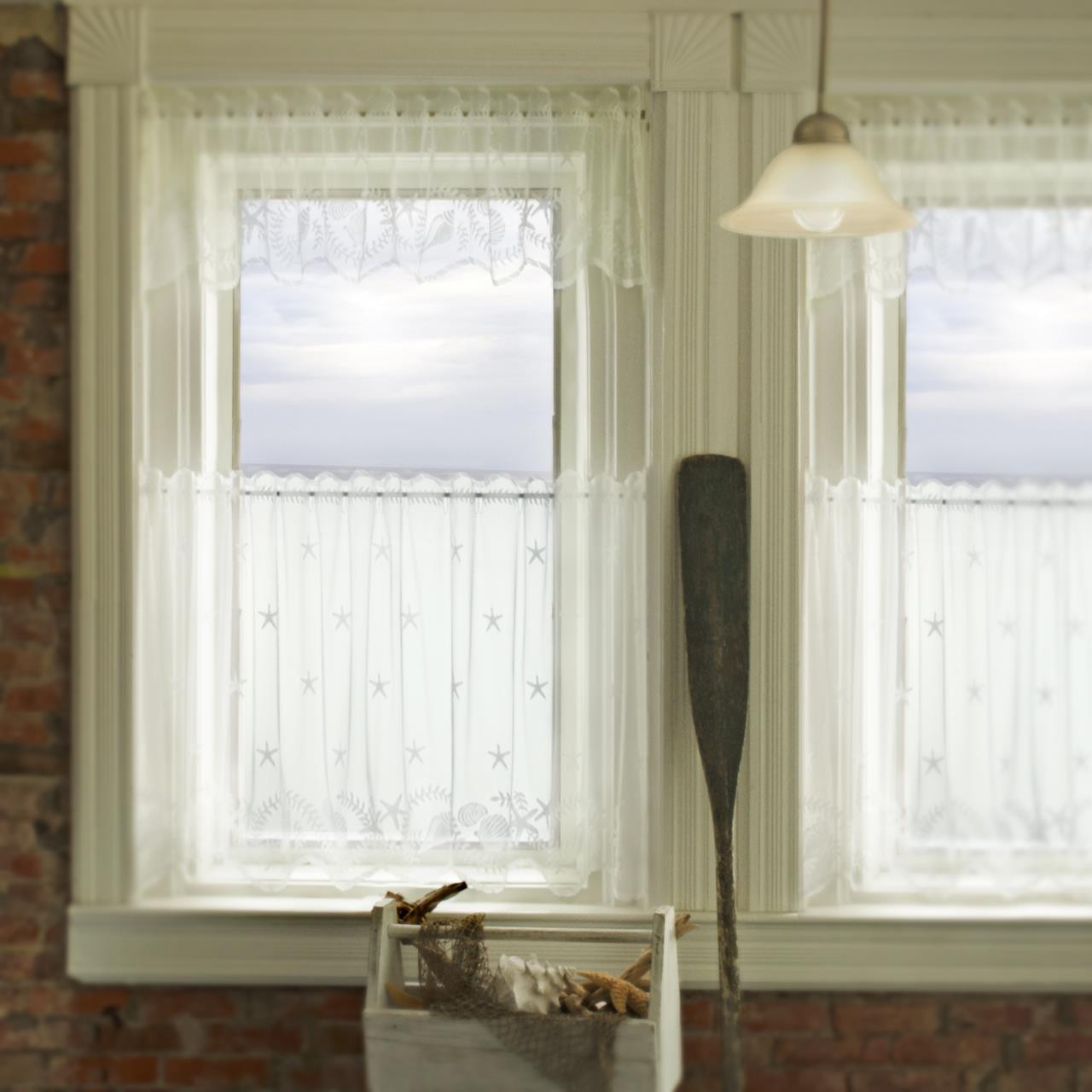 Tidepool Lace Curtains By Heritage Lace Paul S Home Fashions
