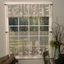 Lodge Hollow Lace Curtains - 734573141609