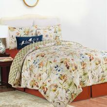 Watercolor Floral Bedding Collection -