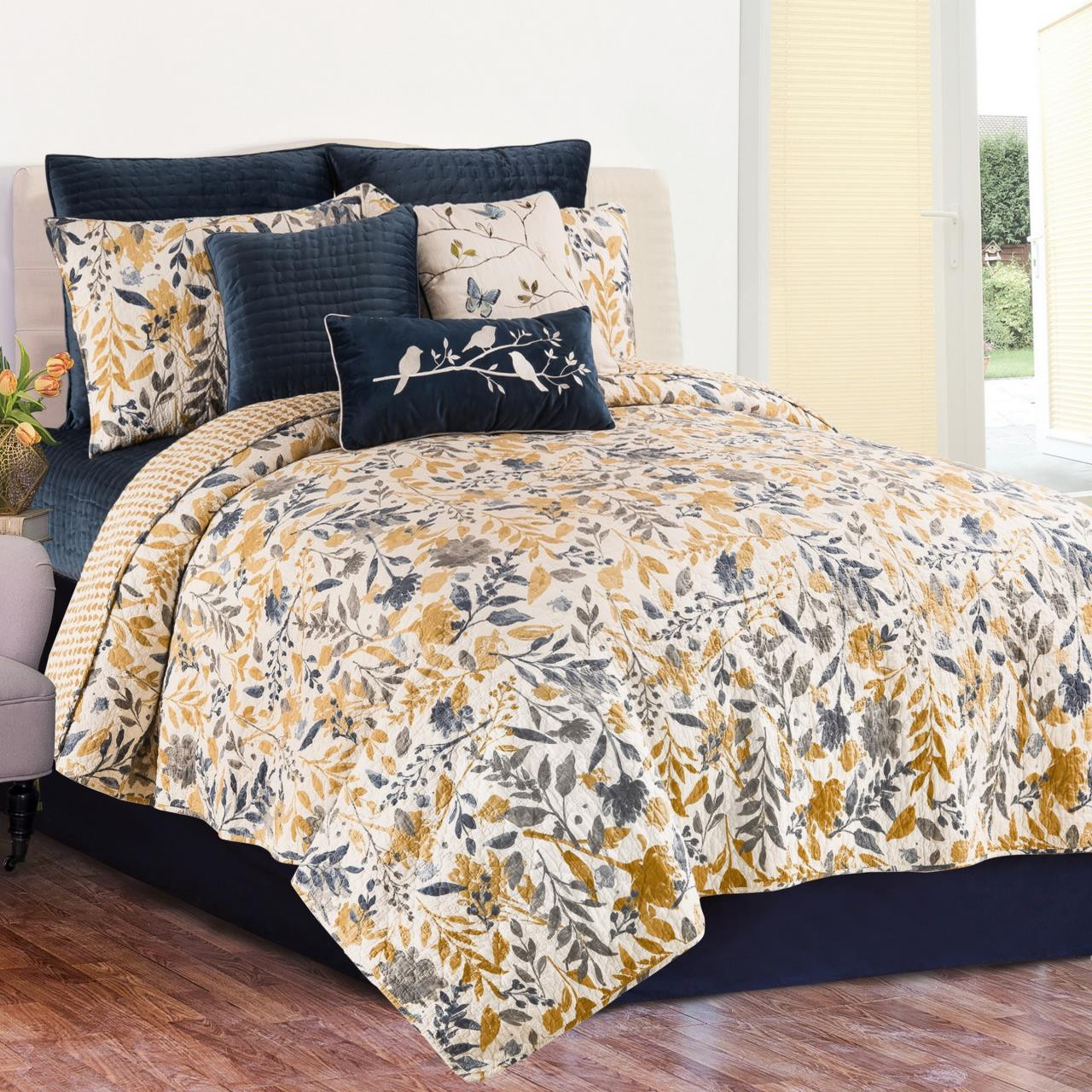 Natural Home Bedding Collection -