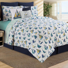 Dockside Bedding Collection -