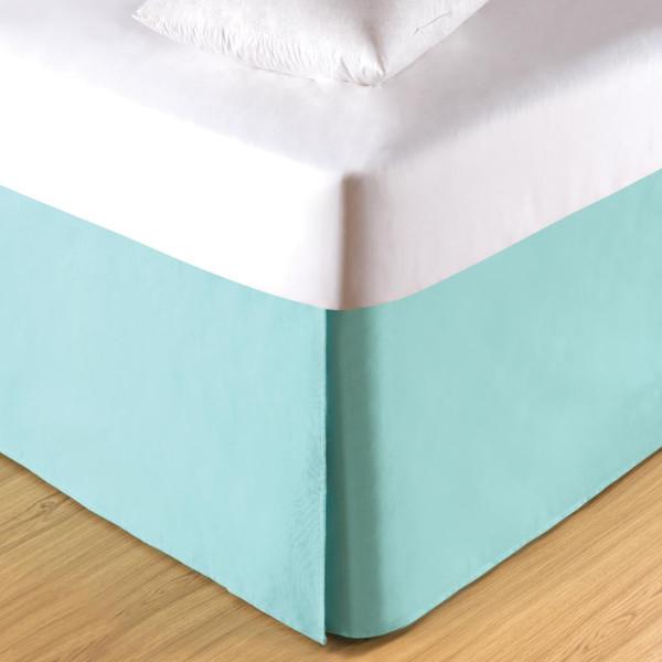 Aqua  Bed Skirt - 008246813217