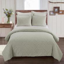 Seville Sage Comforter Set - 754069006687
