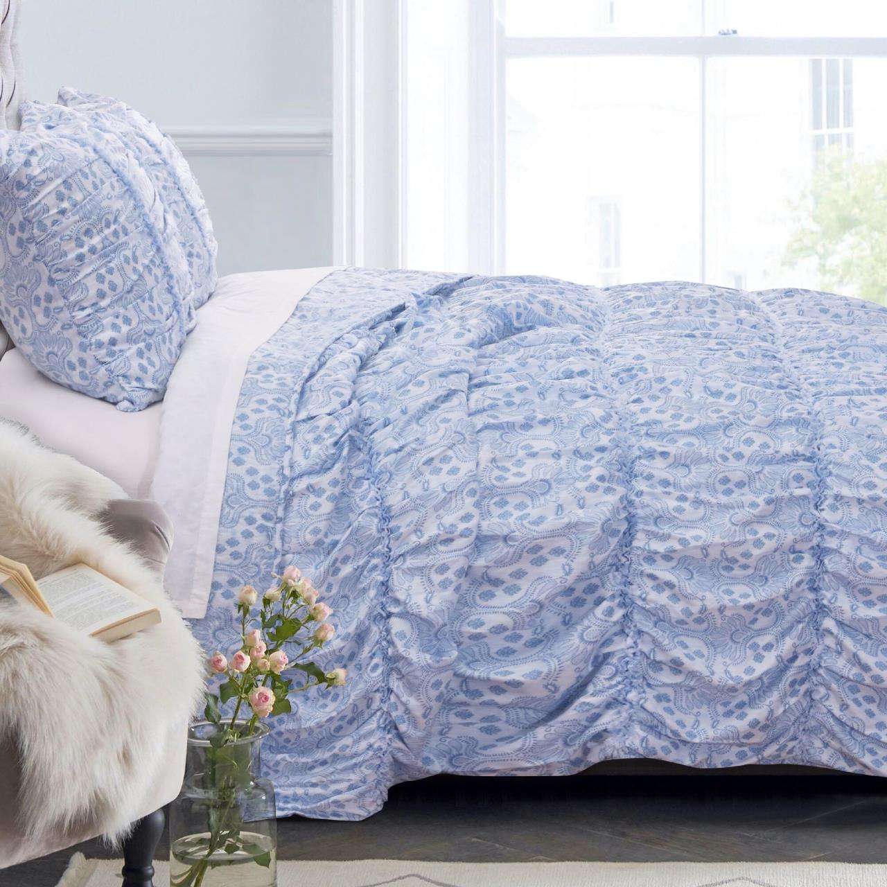 Helena Ruffle Quilt Collection -