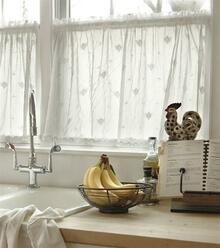 Bee Lace Curtain Collection -
