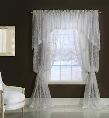 Grandeur Lace Curtain - 069556507104