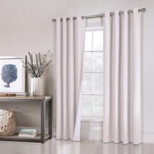 Ventura Thermaplus Blackout Grommet Curtain Pair - 069556524729