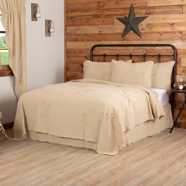 Burlap Vintage Quilt Collection -