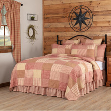 Sawyer Mill Red Quilt Collection -