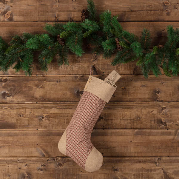Clement Plaid Stocking - 840528167959