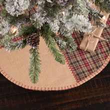 Clement Mini Tree Skirt - 840528168062