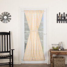 Annie Buffalo Tan Check Door Panel - 840528178733