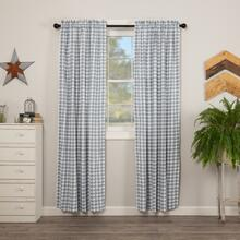 Sawyer Mill Blue Barn Curtain Collection -