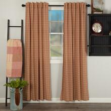 Sawyer Mill Red Curtain Collection -