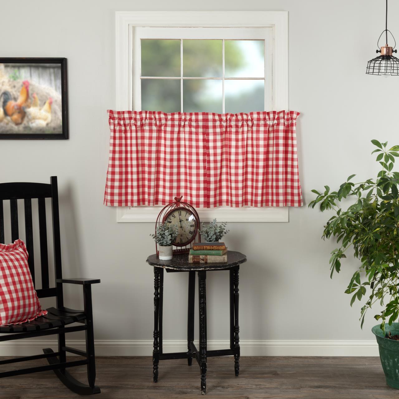 Annie Buffalo Red Check Tier Set - 840528182587