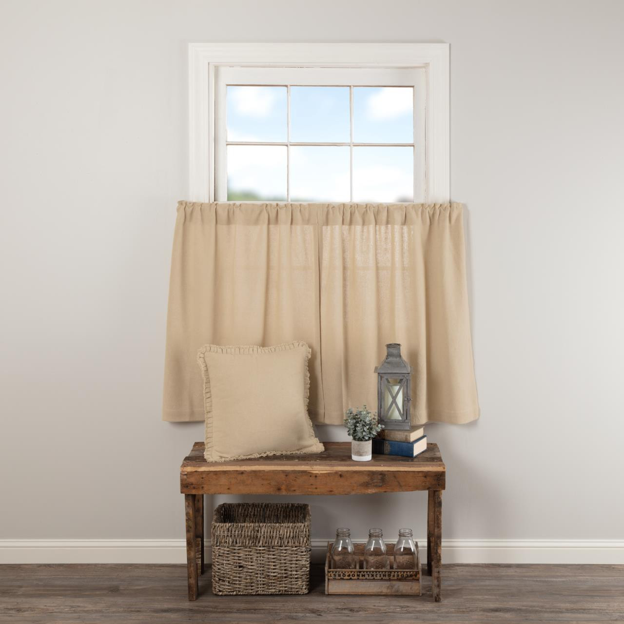Burlap Vintage Tier Set - 840528182846