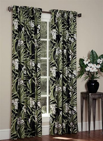 Jamaican Sunset Curtains - 138641036642