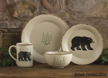 Rustic Retreat Dinnerware Collection -