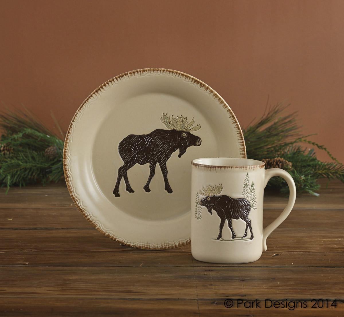Rustic Retreat Dinnerware Collection -