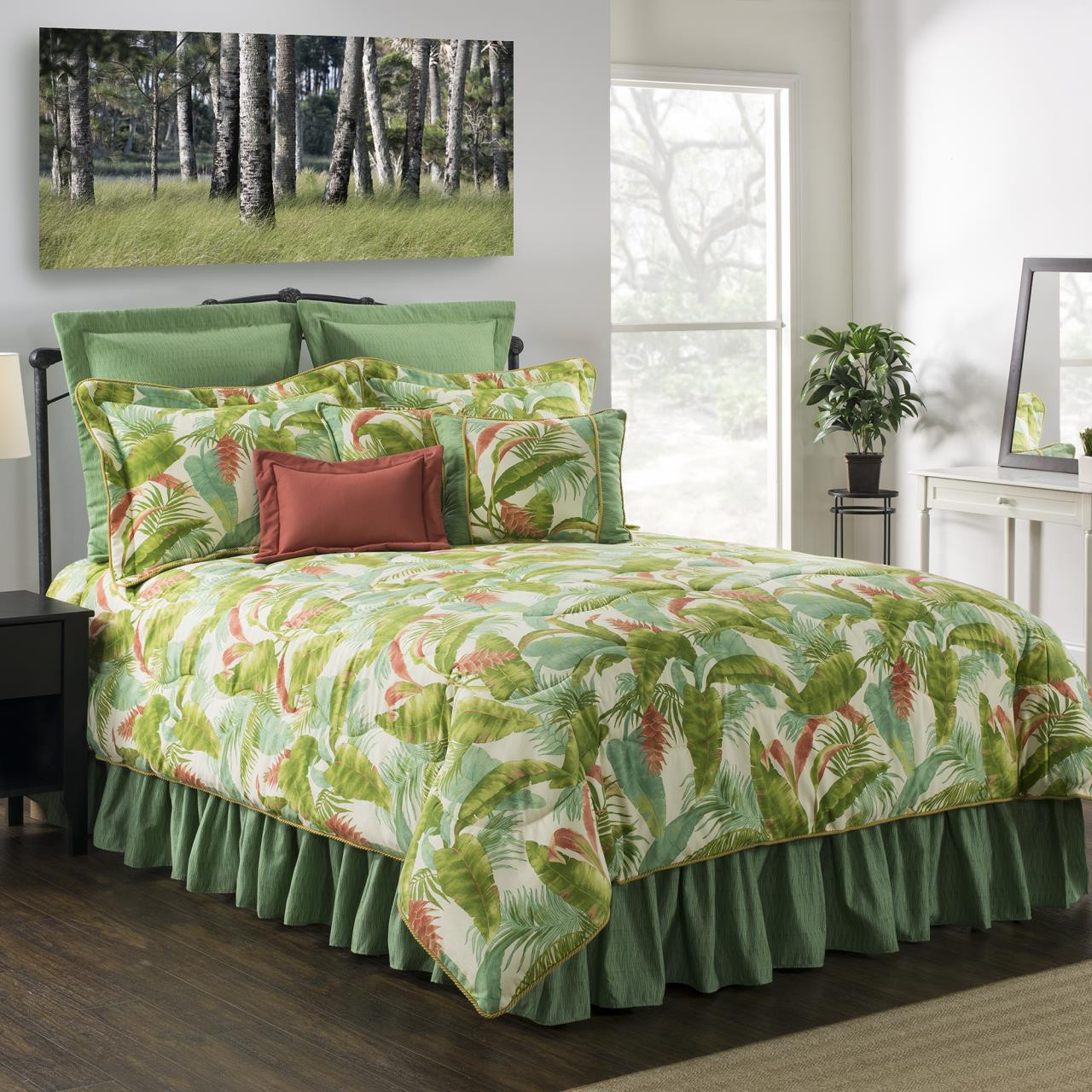 Cape Coral Bedding Collection -