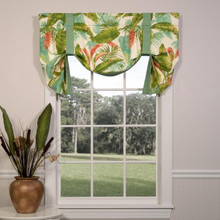 Cape Coral Tie Up Curtain -