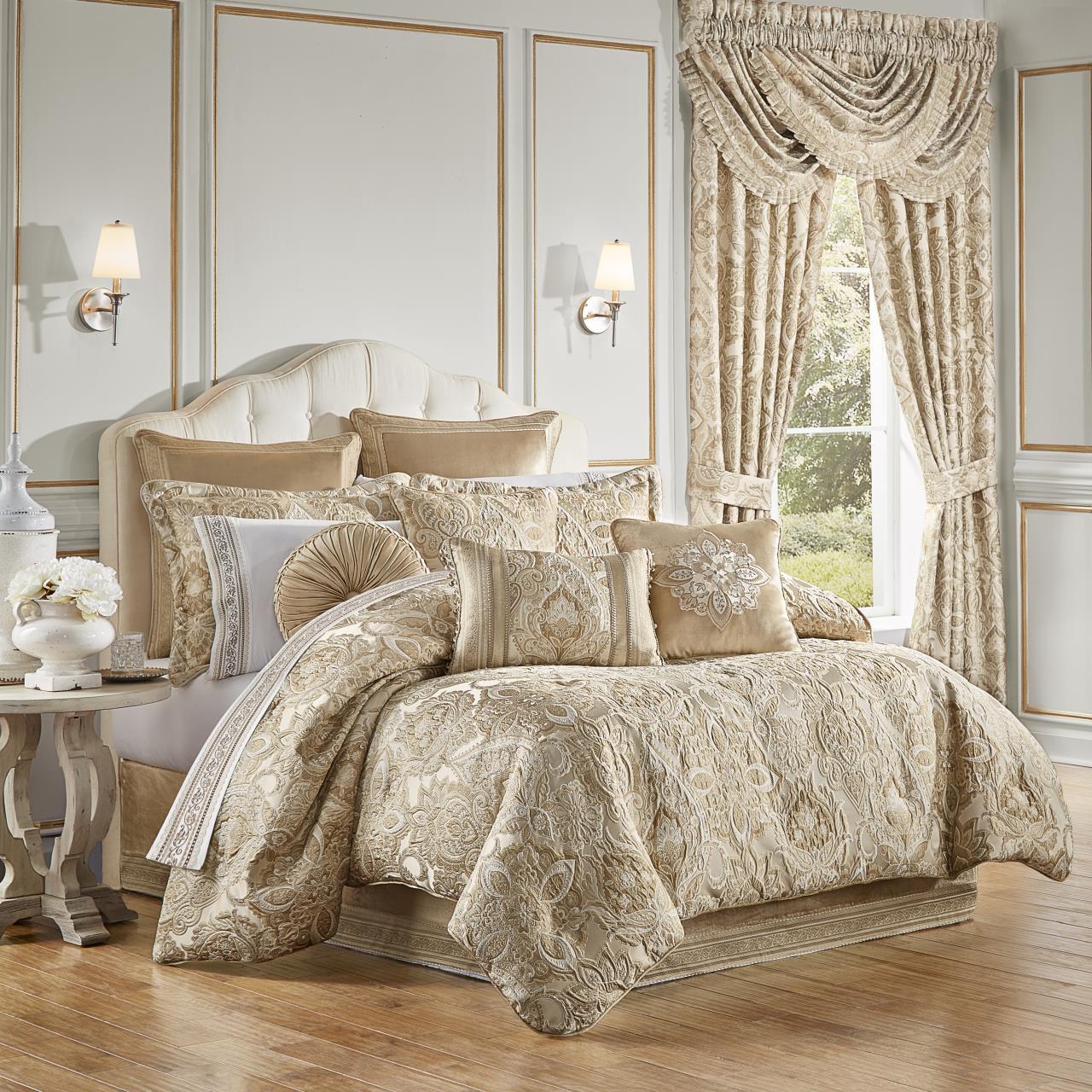 Sandstone Beige Comforter Collection -