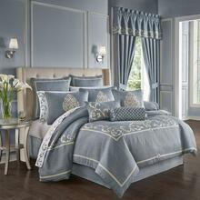 Aurora Blue Comforter Collection -