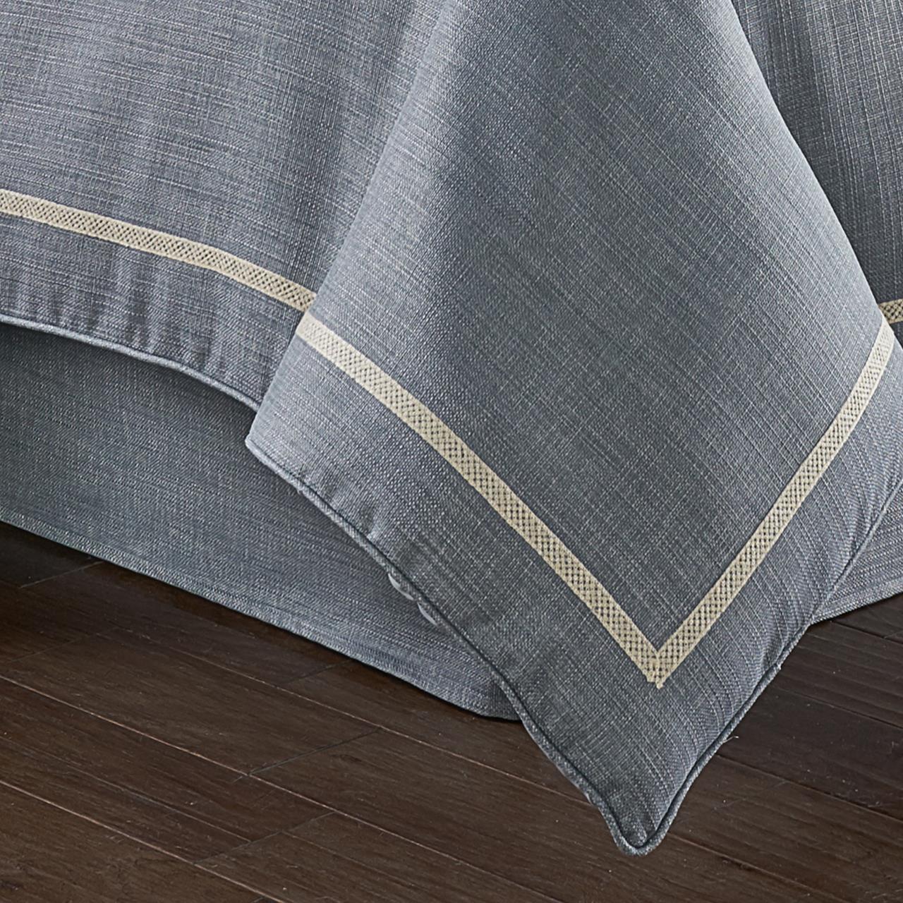 Aurora Blue Comforter Collection -