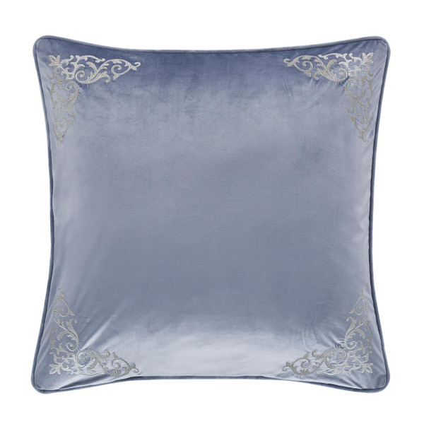 Alexis Powder Blue Euro Sham - 193842108611