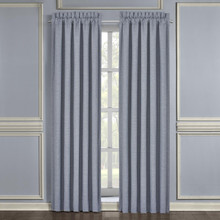 Aurora Blue Curtain Pair - 193842109458