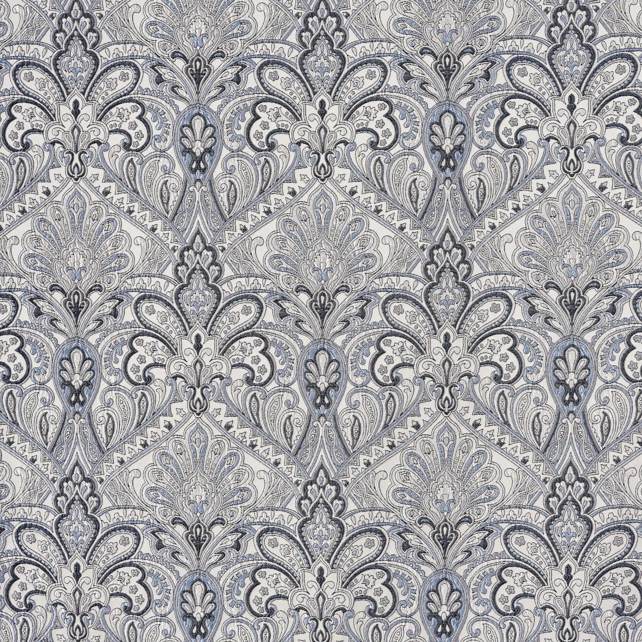 Alexis Powder Blue Comforter Set - 193842108642