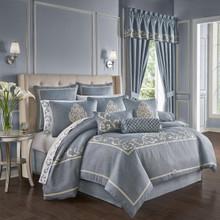 Aurora Blue Comforter Set - 193842109526