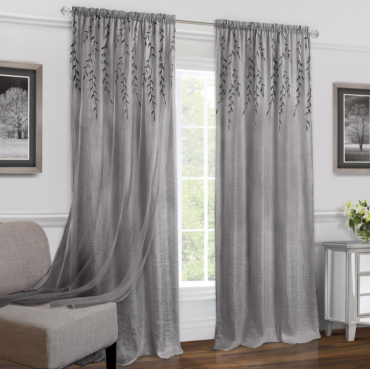 Willow Curtain - 054006245002