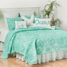 Turquoise Bay Quilt Collection -