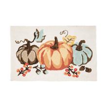 Pumpkin Tri Rug - 008246741428